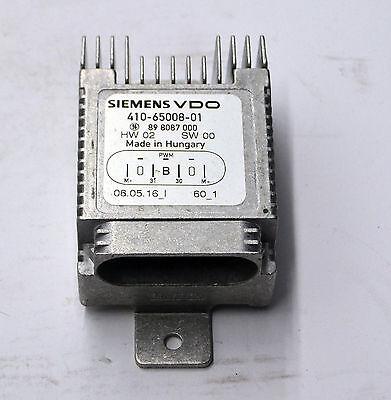 GM OEM Engine Cooling Fan-Control Unit Module 10377609