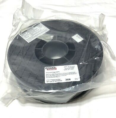 Lincoln Electric Ed016354 .035 Innershield Nr-211-mp Welding Wire 10 Lbs