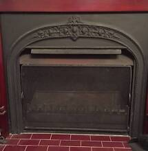 Cast Iron Fireplace (classical design) Eltham Nillumbik Area Preview