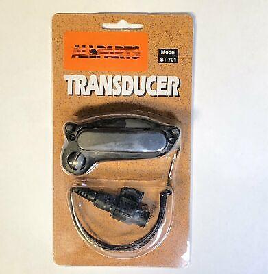 Allparts ST-701 Transducer Soundhole Acoustic Guitar Pickup
