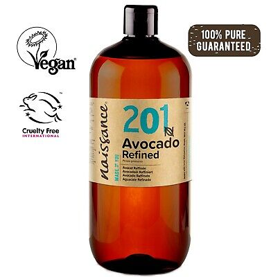Naissance Aceite de Aguacate Refinado - Aceite Vegetal 100% Puro - 1L
