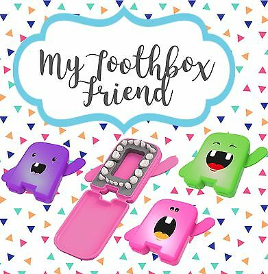 My Toothbox Friend/ Dental album/ Tooth Fairy Box
