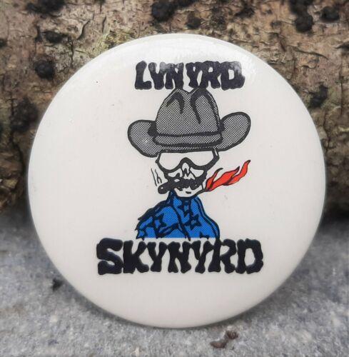Vintage Lynyrd Skynyrd Pinback Button
