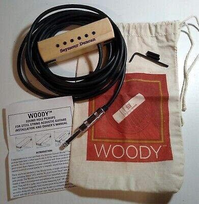 Seymour Duncan Woody XL SA-3XL Acoustic Soundhole Pickup