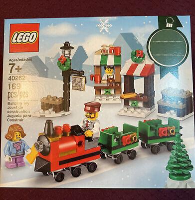 LEGO® Christmas Train Ride (40262)