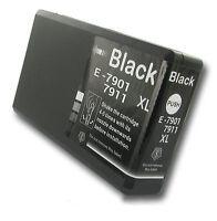 1 Xl Black Ink Cartridge For Epson Workforce Pro Wf-5690dwf Wf-5190dw Wf-5620dwf - ink frog - ebay.co.uk