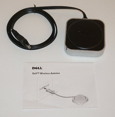 New Genuine Dell WiFi Wireless Network Antenna Cable Kit WX492 RU297 WP680