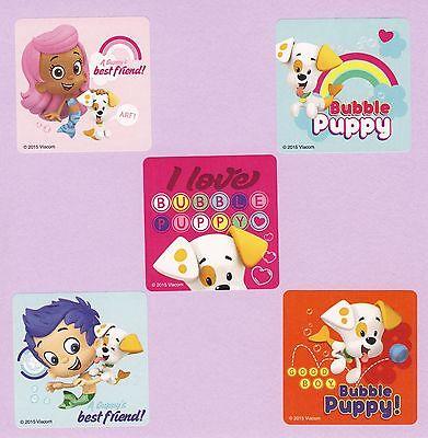 15 Bubble Guppies Bubble Puppy - Large Stickers - Party Favors - Rewards](Bubble Guppies Stickers)