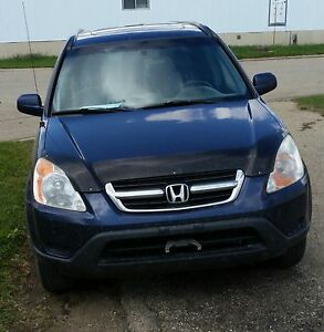2003 Honda crv for sale or trade for truck