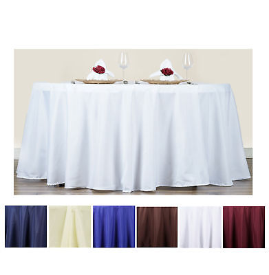 Round Party Tablecloths (70