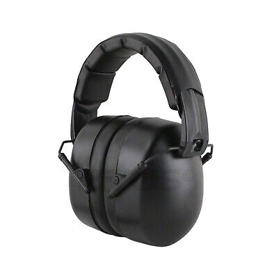 Highest 37 Nrr Earmuff Hearing Impact Protection Noise Reduction Safety Sound