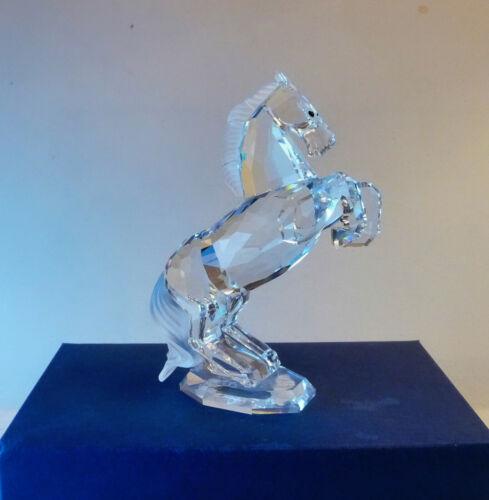 SWAROVSKI White Stallion ~ 174958 ~ Mint in Box w/COA