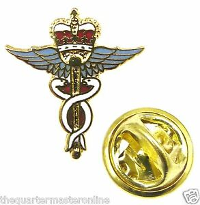 RAF Royal Air Force Medical Lapel Pin Badge