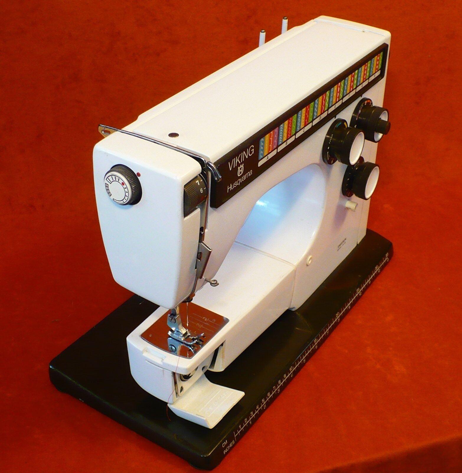 viking 6000 series sewing machine