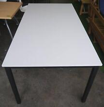 New Metal Frame Office Furniture Meeting Table Desk Lunch Room Melbourne CBD Melbourne City Preview
