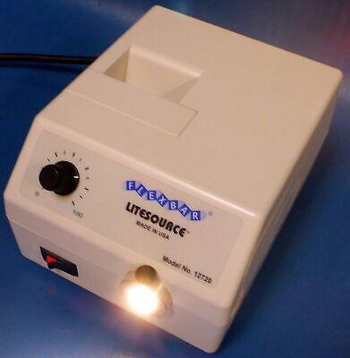 Flexbar Litesource 12720 Fiber-lite Mi-150 Mi150ffb Fiber Optic Light Source