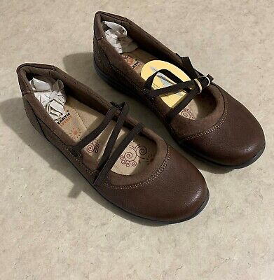 Earth Spirit Womens Shoes Debi Slip On Flats New Size 8 Arch