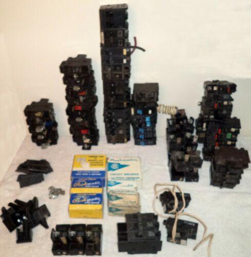 LOT: 28 Lbs. Electrical Breakers
