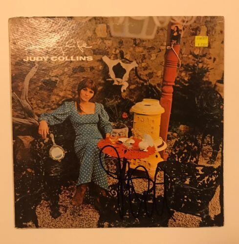 * JUDY COLLINS * signed vinyl album * IN MY LIFE * PROOF * 1