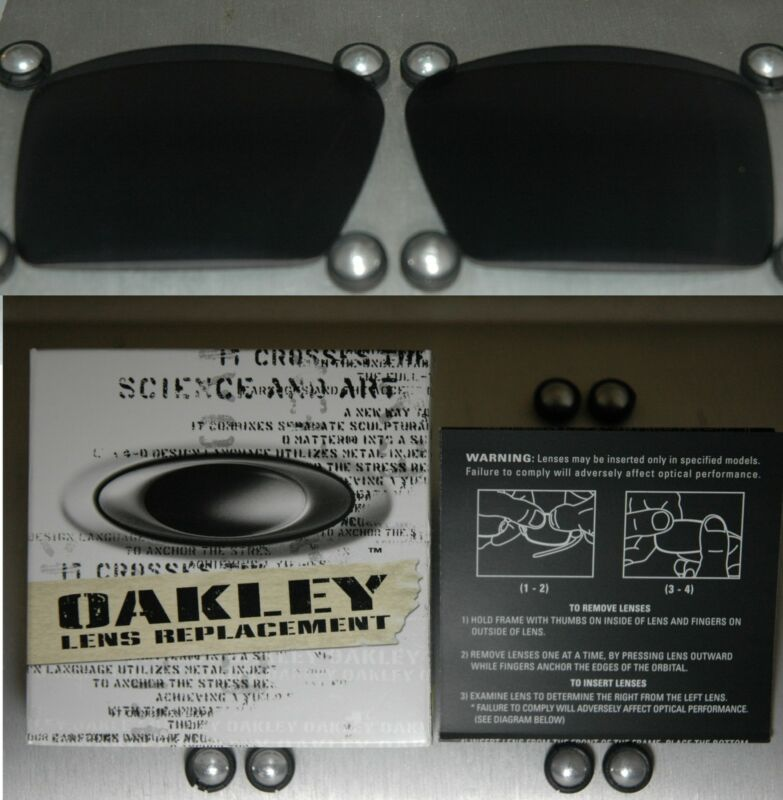 oakley eyepatch 1 replacement lenses  genuine oakley