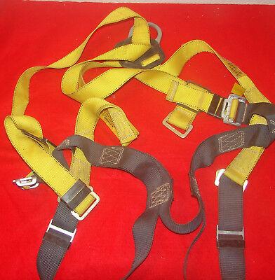 Dbi Sala Full Body Industrial Safety Harness Model L3513