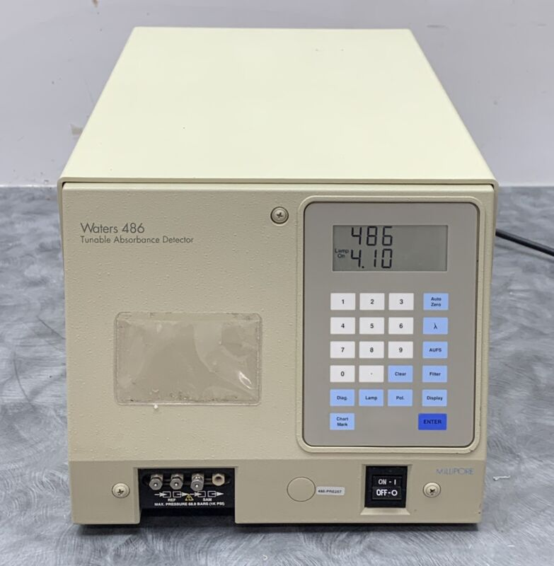 Waters 486 Tunable Absorbance Detector Model TUV-486