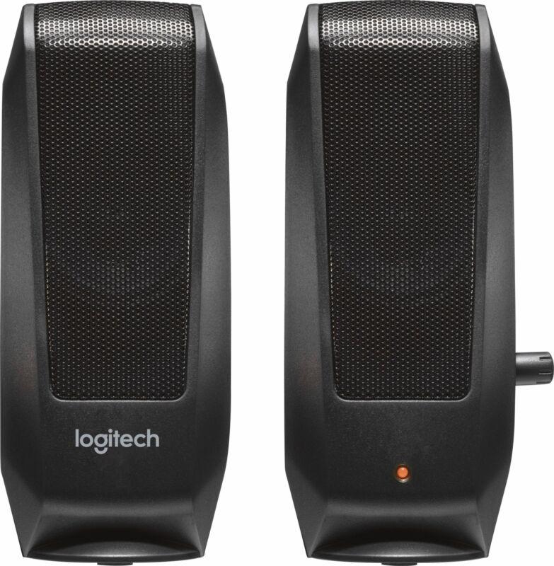 Logitech Speakers (2-Piece) Black 980-000309