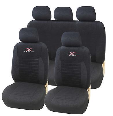 1998 Sitzbezüge schwarz ATL VW POLO
