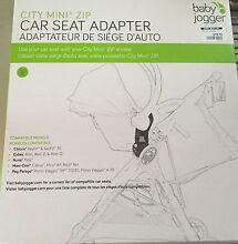 City Mini Car seat adaptor Mawson Lakes Salisbury Area Preview