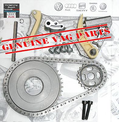 VW Passat 2.0 TDI Oil Pump Chain Tensioner Crank Sprocket BLB BKP Engines