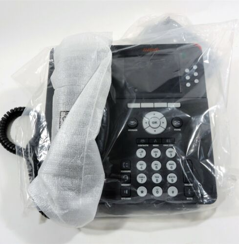 Avaya 9640 IP VoIP Phone Telephone and Stand New without Box