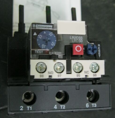 Telemecanique LRD3353 Thermal Overload Relay