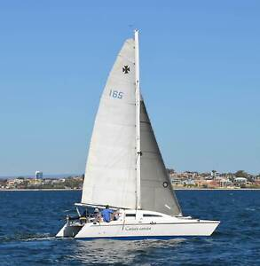 Crowther 29' Catamaran – Racing Cruiser Yacht Mount Claremont Nedlands Area Preview