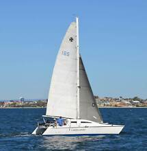 "Crowther 28"" Catamaran – Racing Cruiser Mount Claremont Nedlands Area Preview"