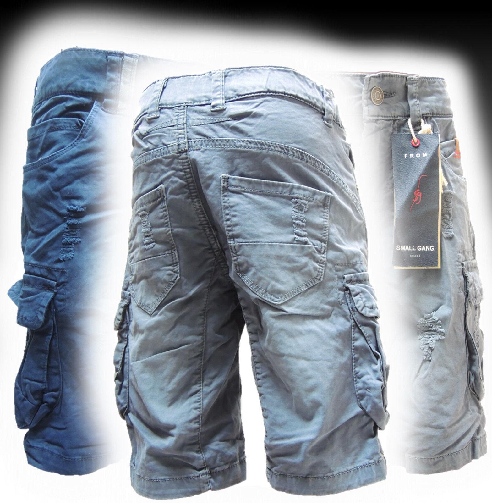 K5324 Bermuda-Jungen-Kurze-Kinder-Jeans-Hose~SchnäppchenCorner~Gr.8-14 Neu K/34