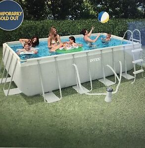 Above ground pool - new with base mats and all accessories NEW Bungendore Queanbeyan Area Preview
