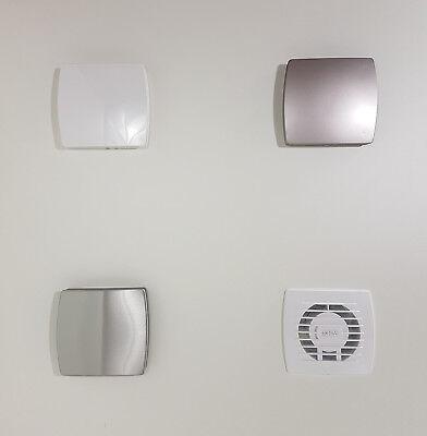 Badezimmer Ventilator (Badlüfter Wandlüfter Deckenlüfter Rohrlüfter Ventilator Badezimmer Gäste WC KRV)