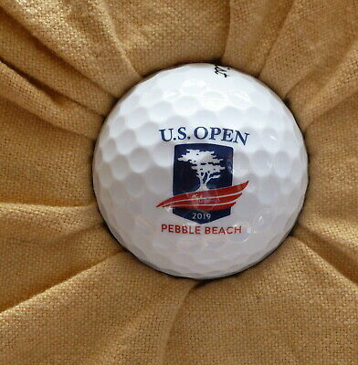 Golf ball..US OPEN 2019..Pebble Beach