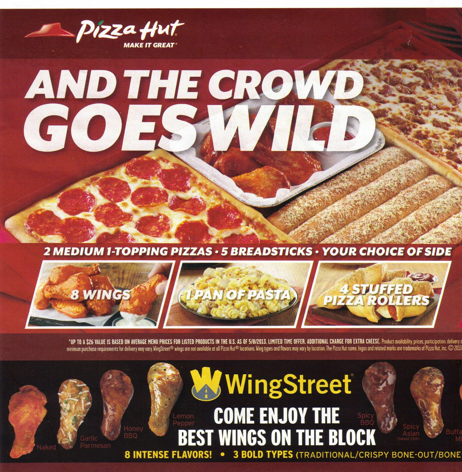 Pizza Hut Coupons For Sale Ebay