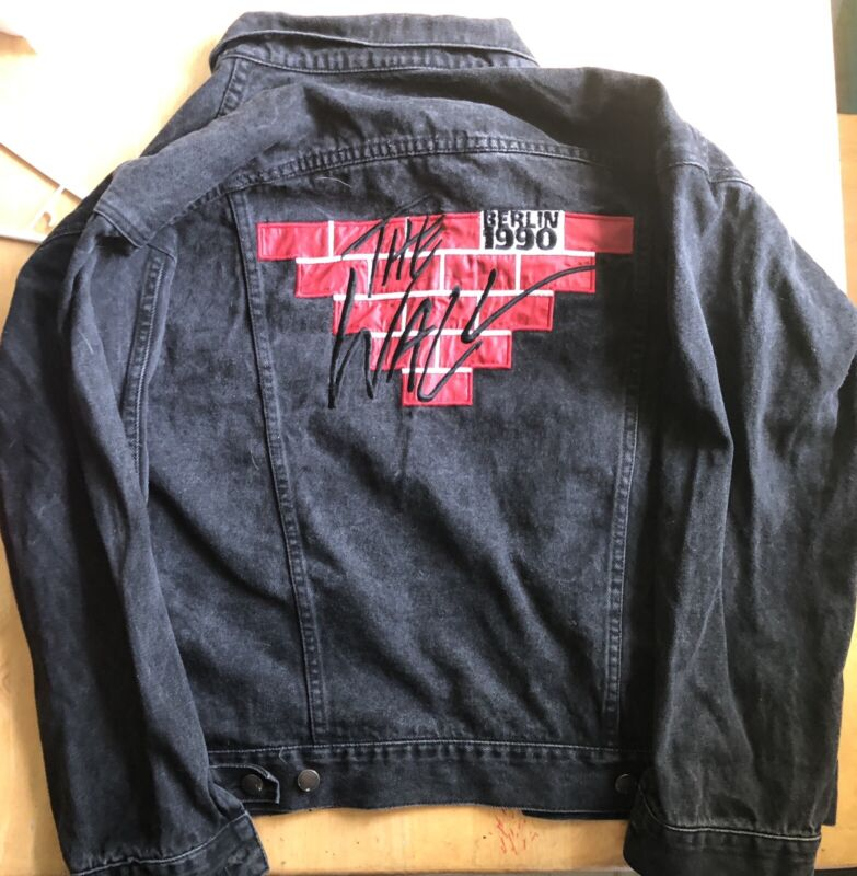 PINK FLOYD THE WALL LIVE BERLIN 90 ORIGINAL PROMOTIONAL JACKET S