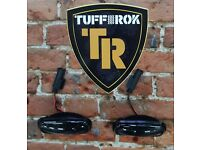 Land rover Discovery 2 1998-2004 Dynamic sweeping side repeater//markers Tuff-rok