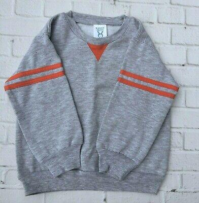 Toddler Football Sweatshirt, Rabbit Skins Little Boys Athletic Gray -