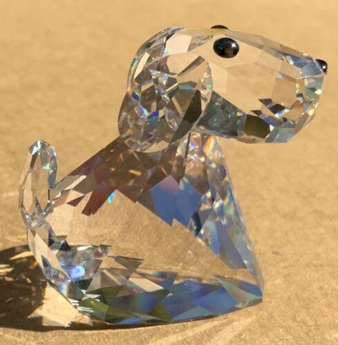 Swarovski Crystal Mini Dog Puppy