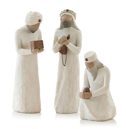 Willow Tree Three Wise Men Nativity Figurines