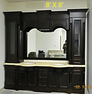 Vanity sale as clearance, 50% discount
