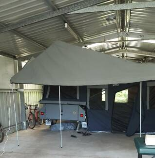 Soft floor off road Camper Trailer Merimbula Bega Valley Preview