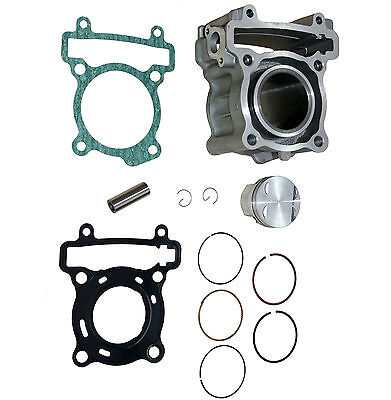 Yamaha YZF-R125 YZF125R barrel & piston kit & gaskets (2008-2015) good quality