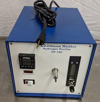 New Johnson Matthey Hp-100 Hydrogen Purifier - No Cell - Saes Powerenergy