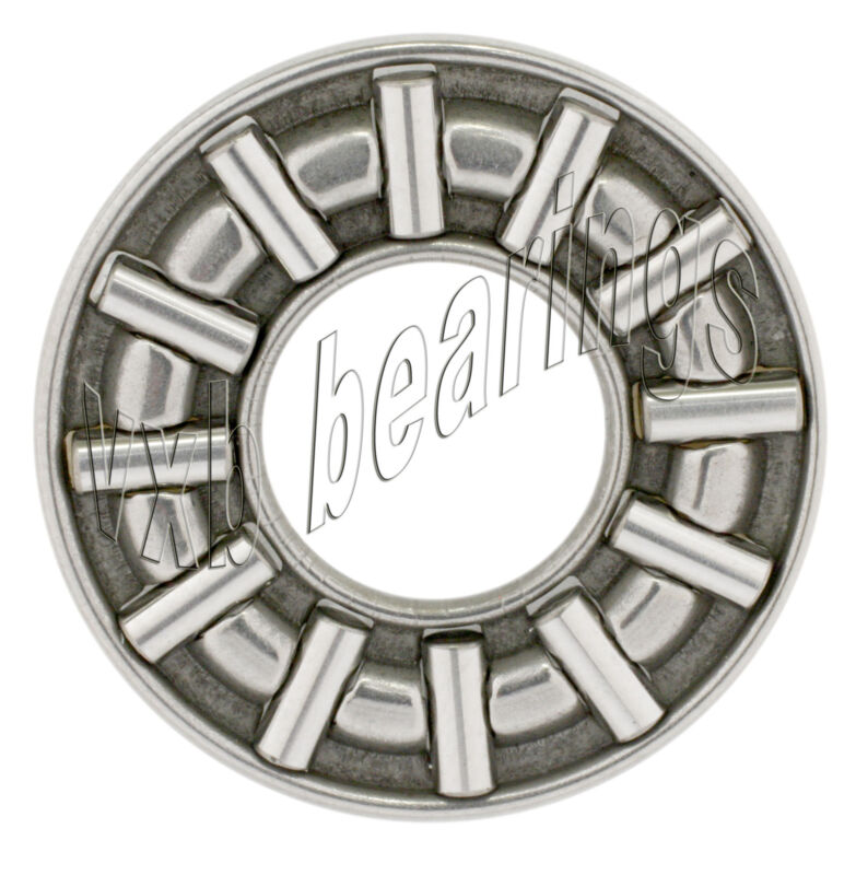"TC613 Thrust Roller 3/8""x 13/16""x 5/64"" inch Miniature Thrust Bearings"