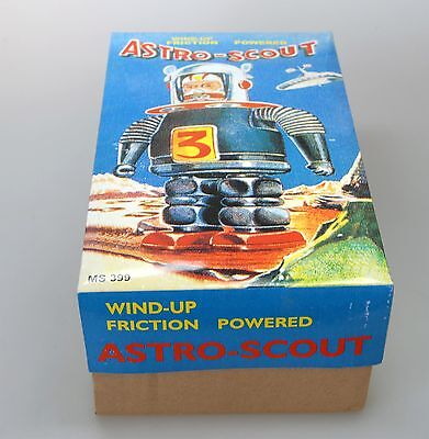 ASTRO-SCOUT ROBOT  - MADE IN CHINA -*****